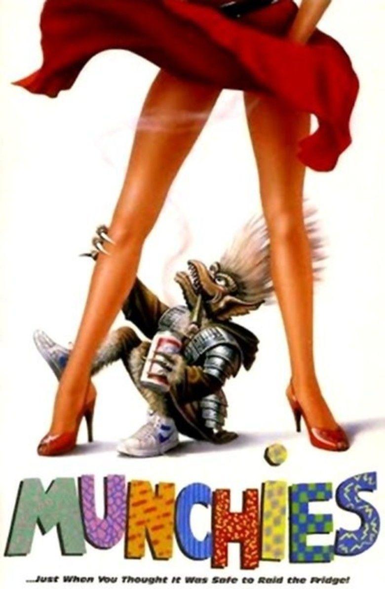 Munchies (film) movie poster