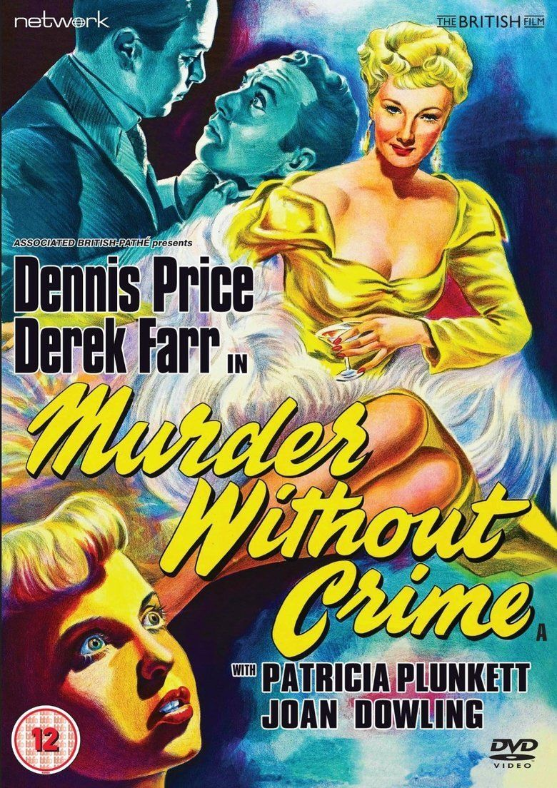 Murder Without Crime movie poster