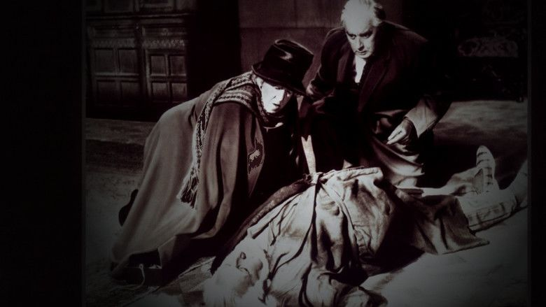 Murder at the Gallop movie scenes