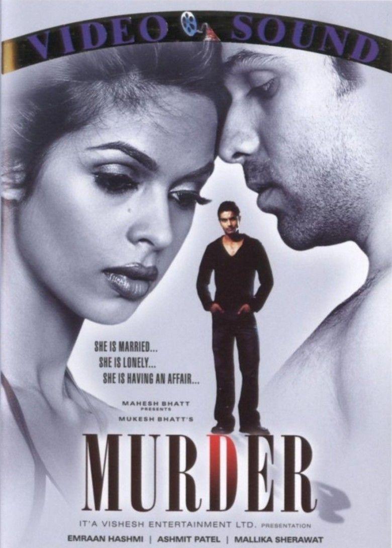Murder (film series) movie poster