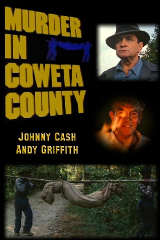 Murder in Coweta County movie poster