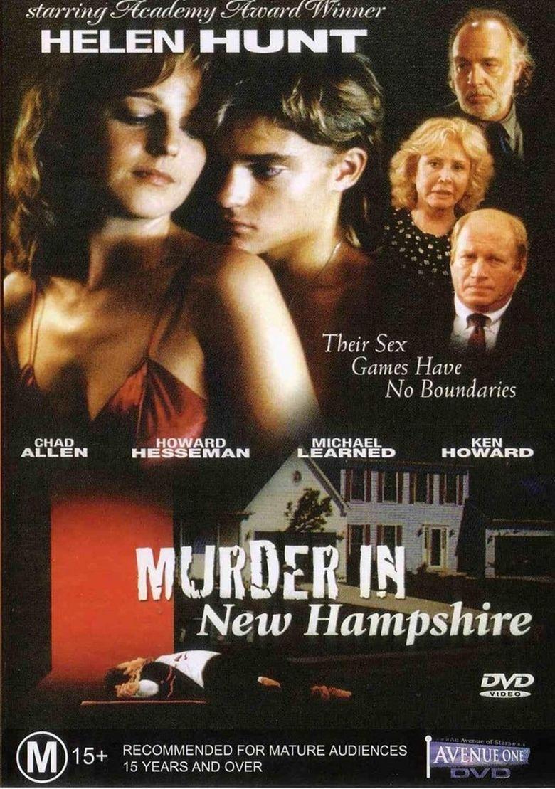 Murder in New Hampshire: The Pamela Wojas Smart Story movie poster