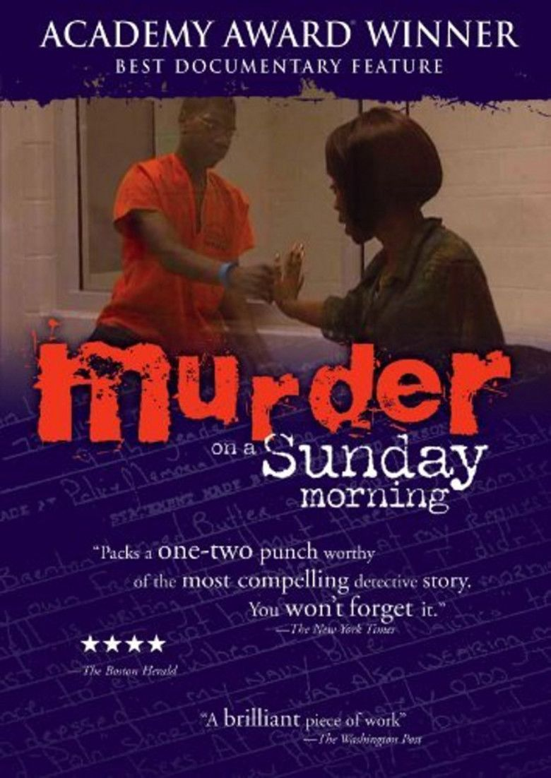 Murder on a Sunday Morning movie poster