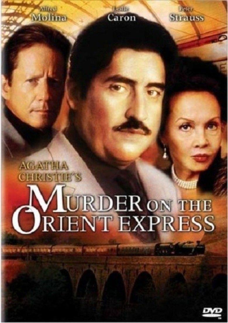 Murder on the Orient Express (2001 film) movie poster