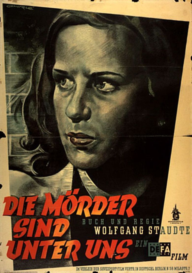 Murderers Among Us movie poster
