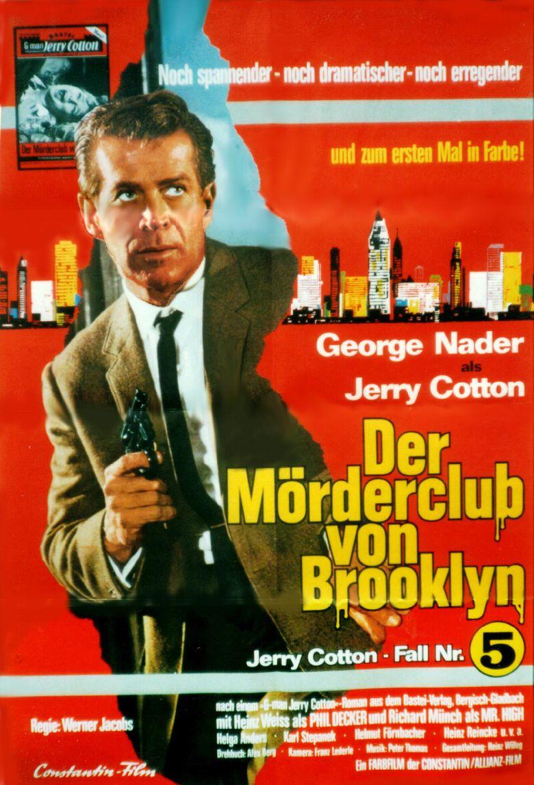 Murderers Club of Brooklyn movie poster