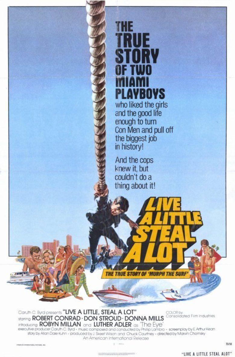Murph the Surf (film) movie poster