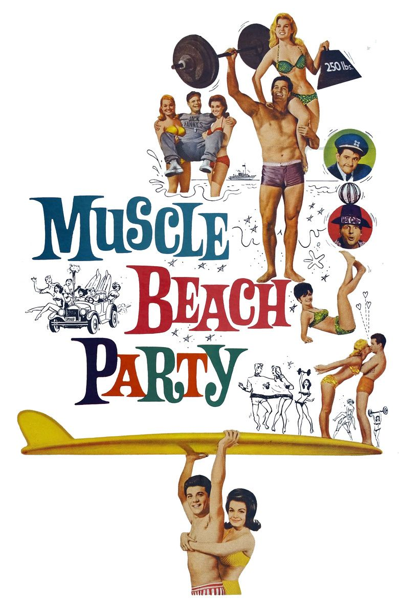 Amadee Chabot Wikipedia muscle beach party ~ complete wiki   ratings   photos