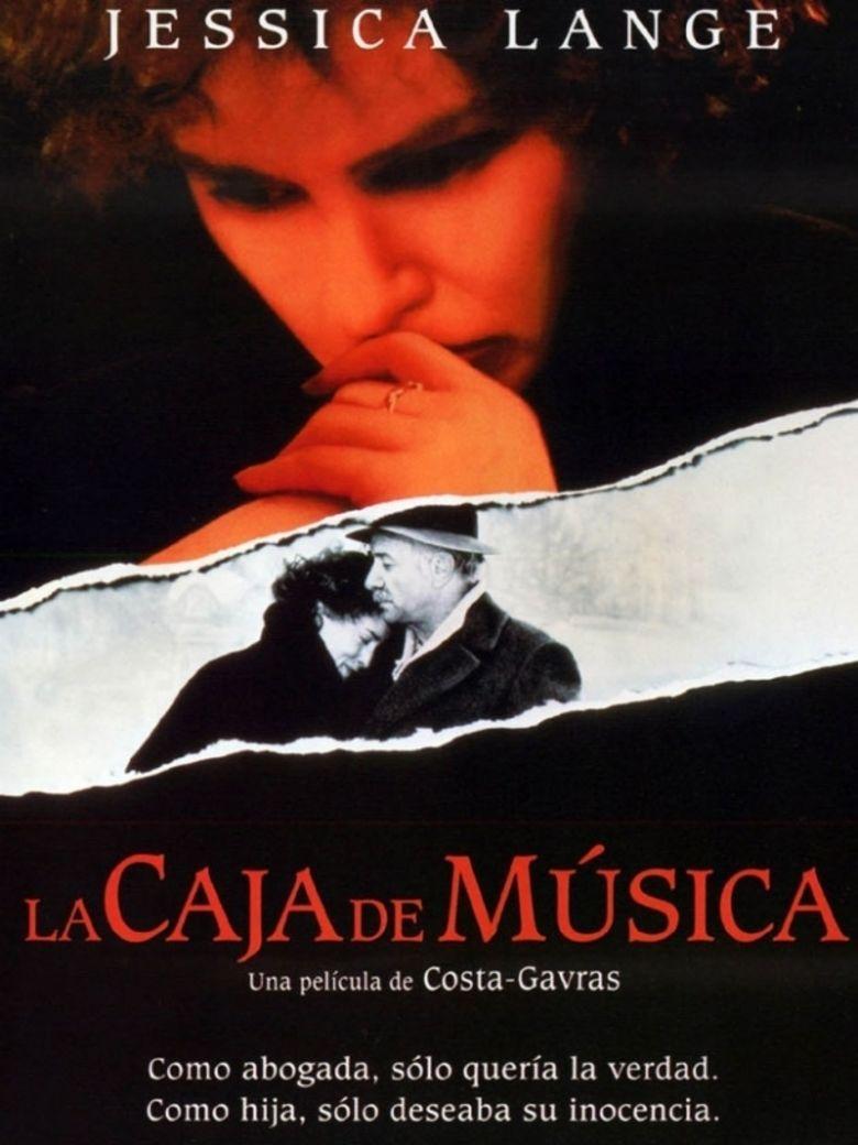 Music Box (film) movie poster