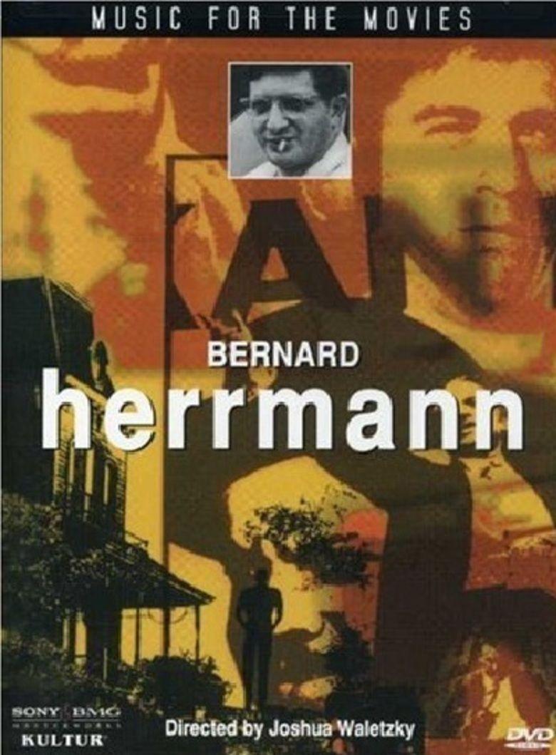 Music for the Movies: Bernard Herrmann movie poster