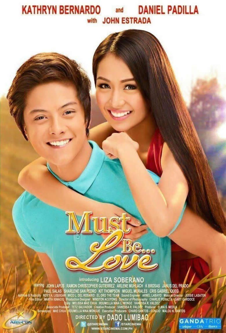 Must Be Love movie poster