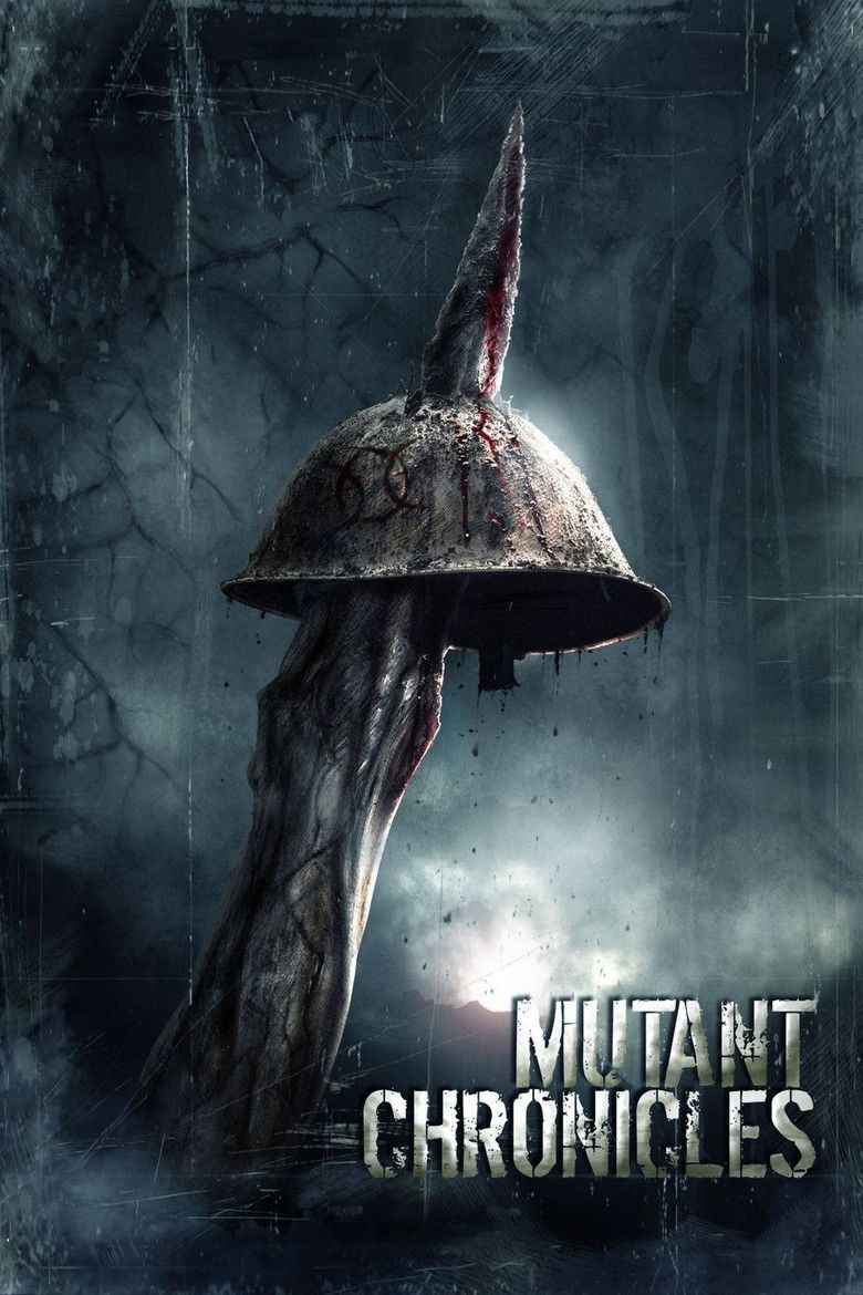 Mutant Chronicles (film) movie poster