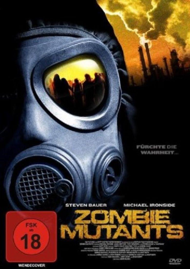 Mutants (2008 film) movie poster