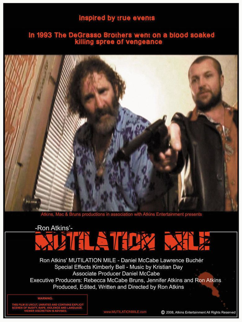 Mutilation Mile movie poster