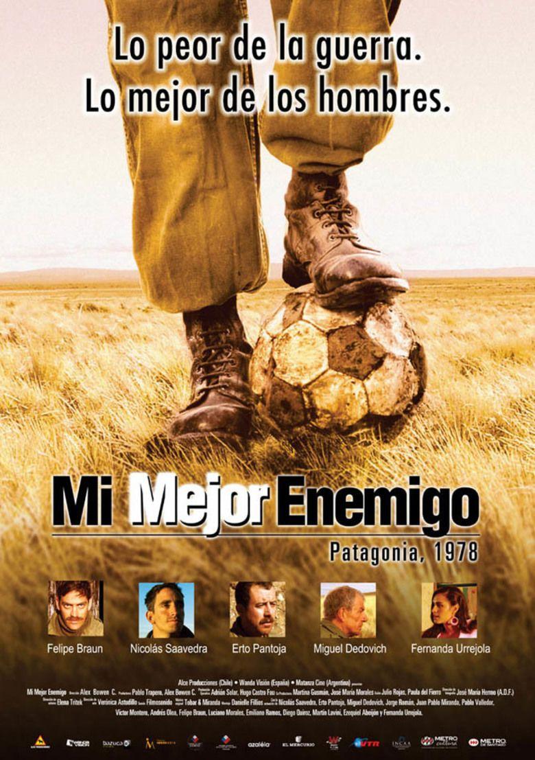 My Best Enemy movie poster