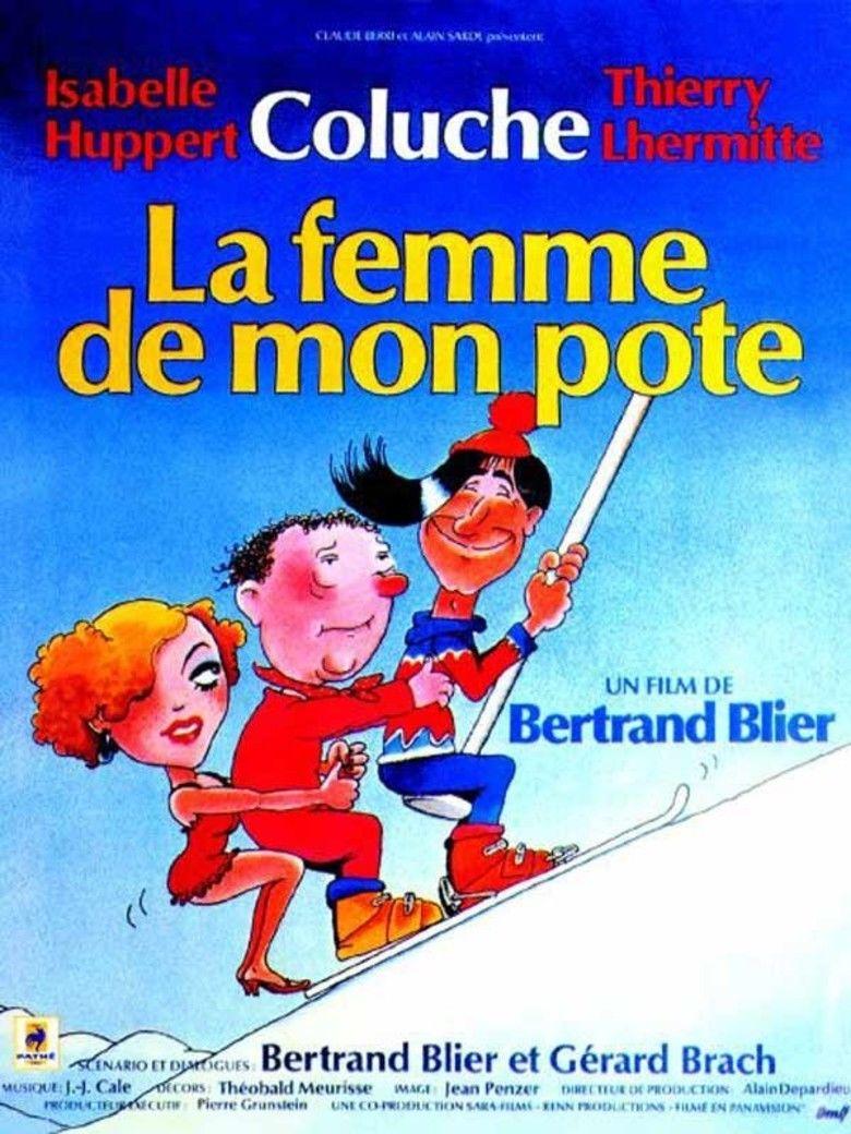 My Best Friends Girl (1983 film) movie poster