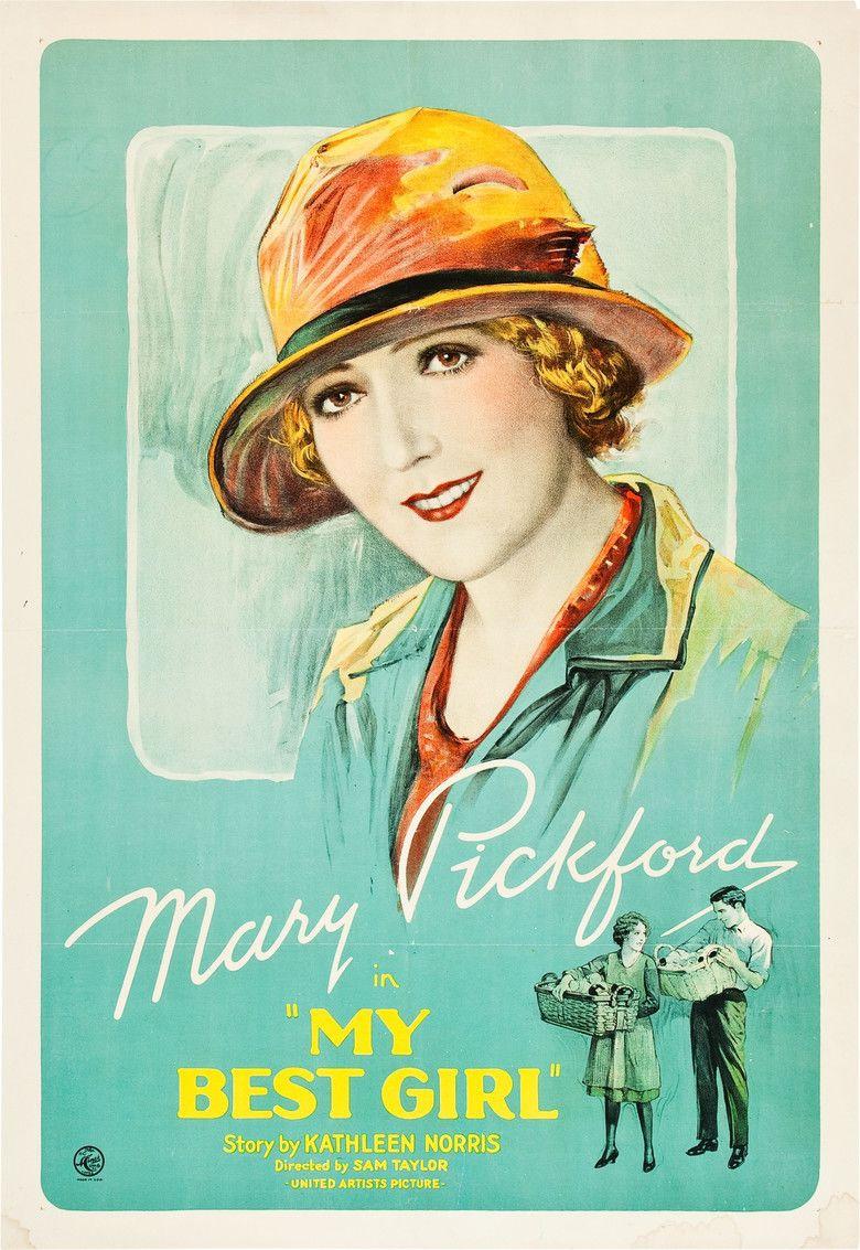 My Best Girl (1927 film) movie poster