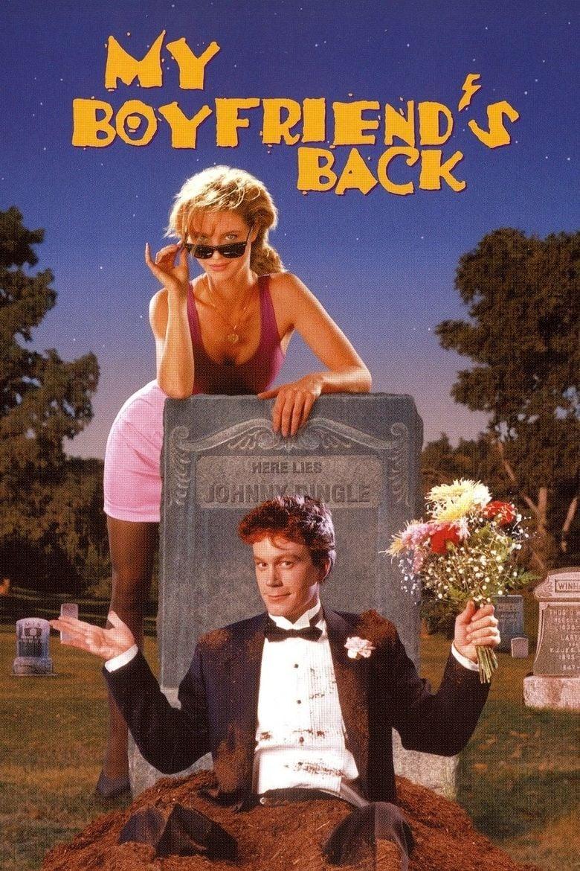 My Boyfriends Back (1993 film) movie poster