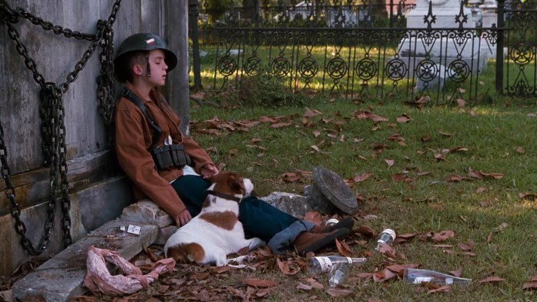 My Dog Skip (film) movie scenes