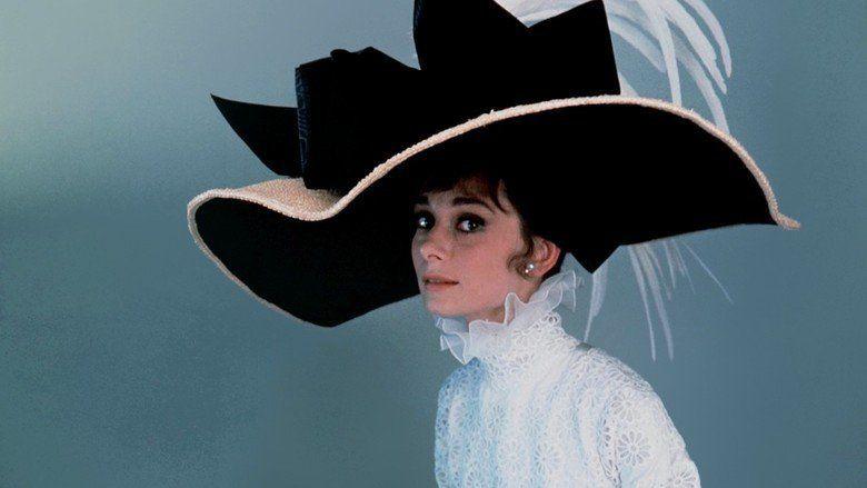 My Fair Lady (film) movie scenes