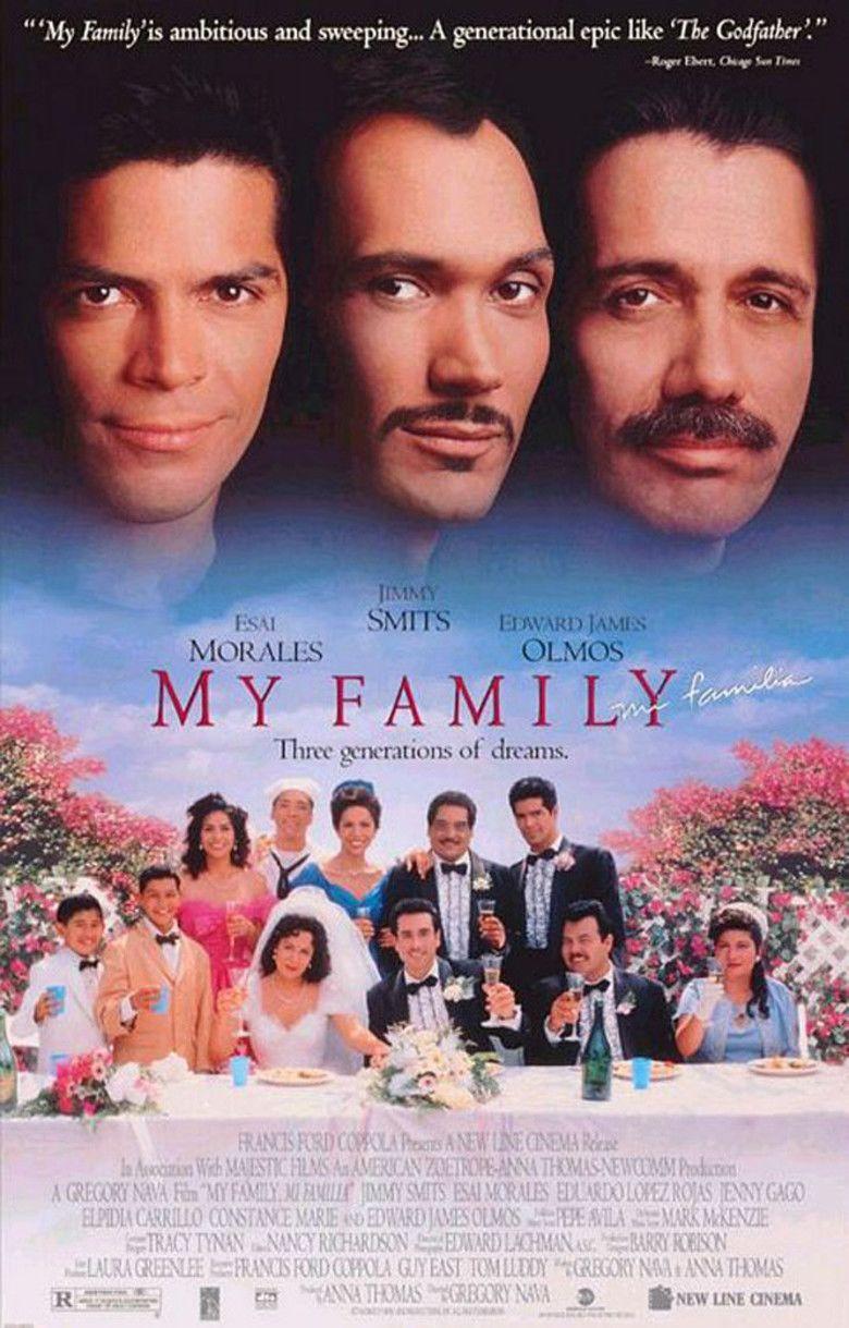 My Family (film) movie poster