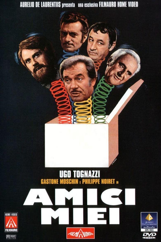 My Friends (film) movie poster