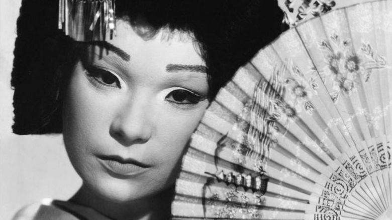 My Geisha movie scenes