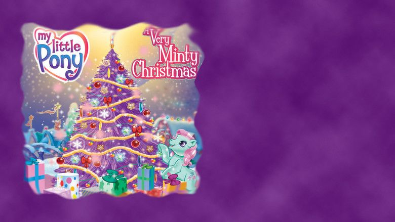 My Little Pony: A Very Minty Christmas movie scenes