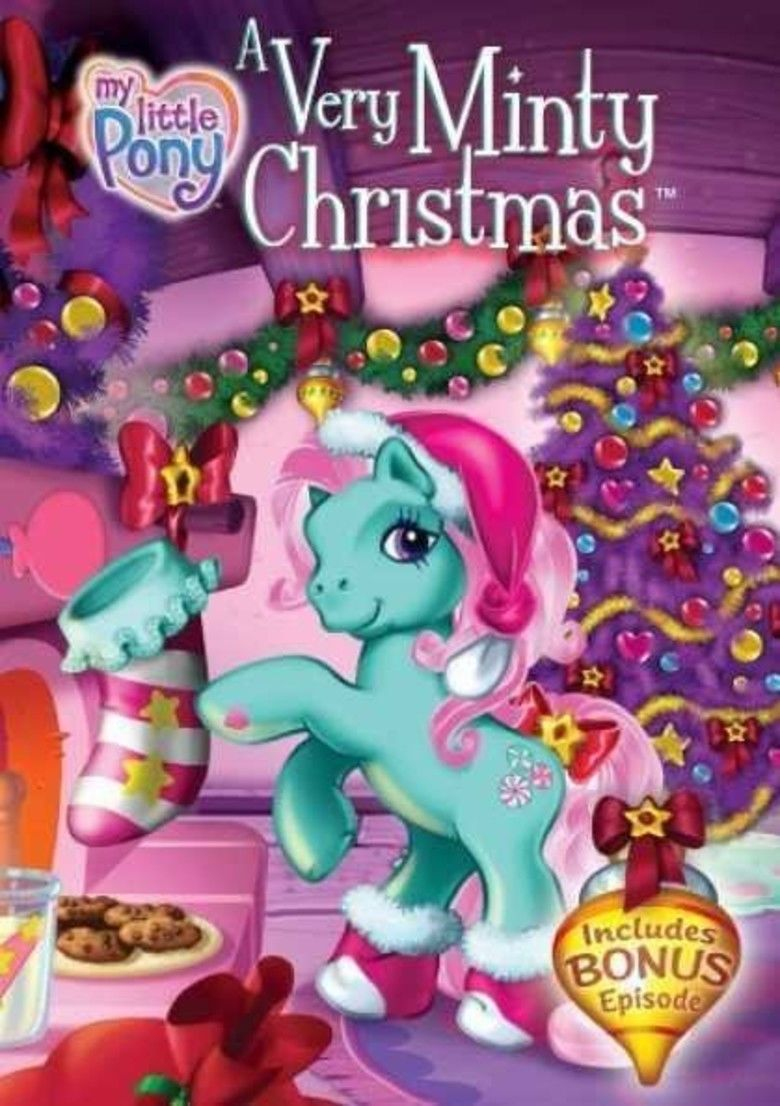 My Little Pony: A Very Minty Christmas movie poster