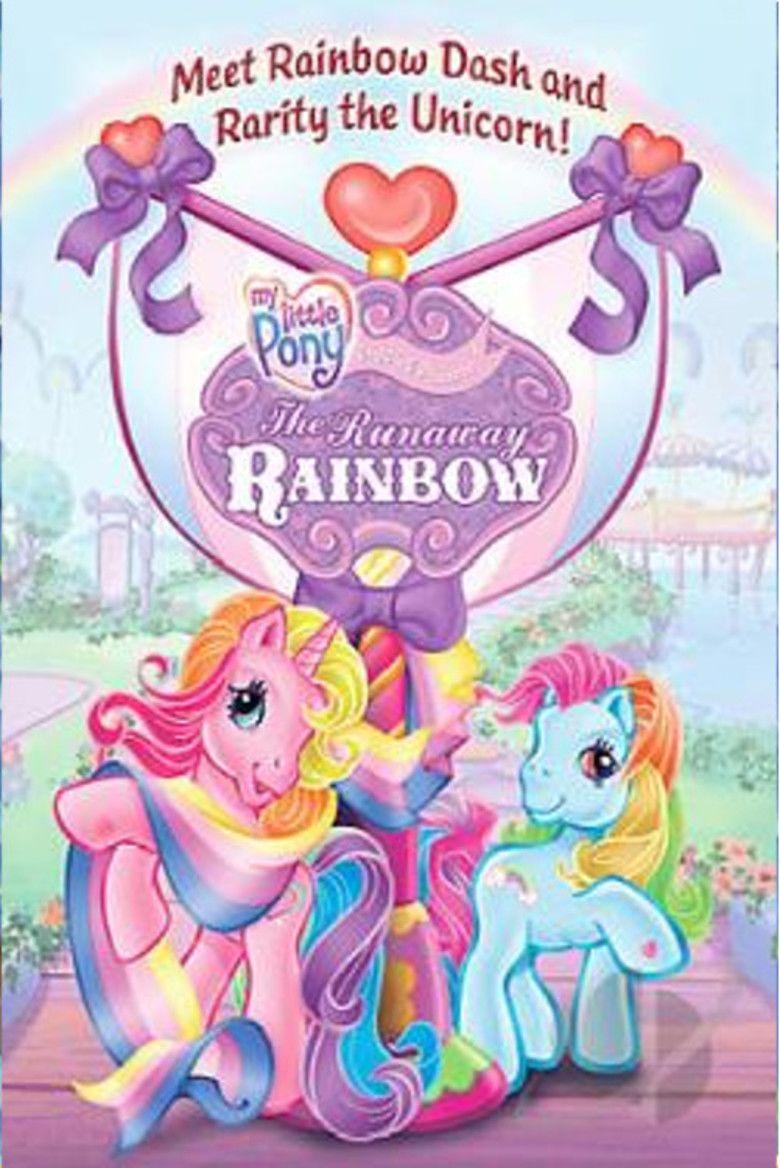 My Little Pony Crystal Princess: The Runaway Rainbow movie poster