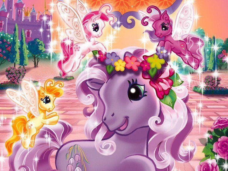 My Little Pony: The Princess Promenade movie scenes