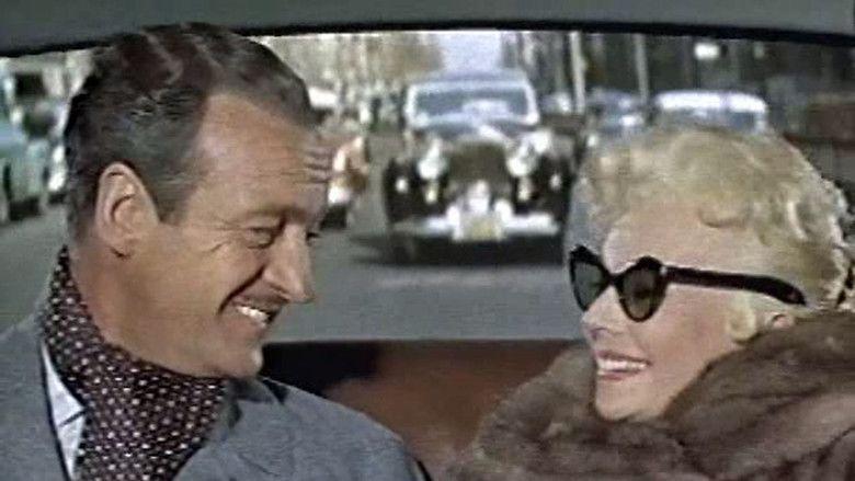My Man Godfrey (1957 film) movie scenes