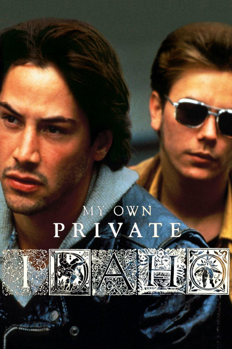 My Own Private Idaho movie poster