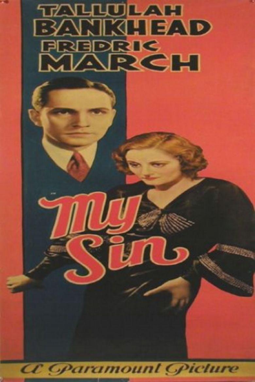 My Sin movie poster