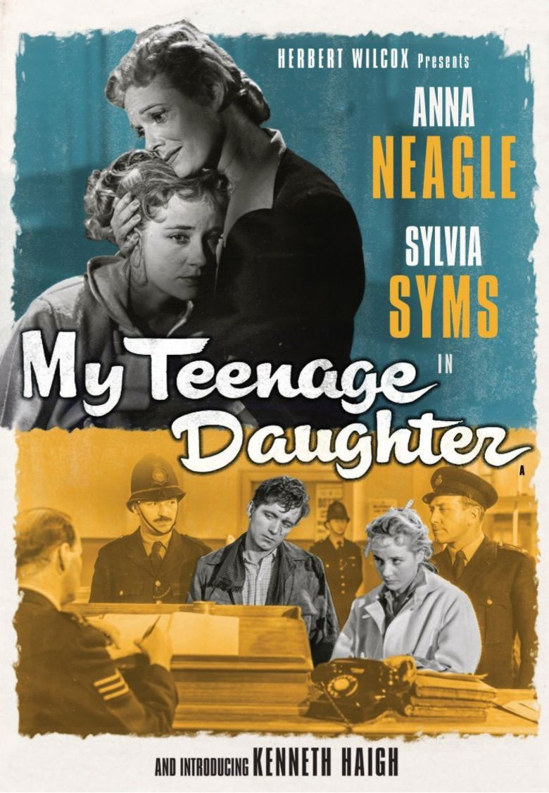 My Teenage Daughter movie poster