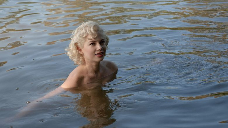 My Week with Marilyn movie scenes