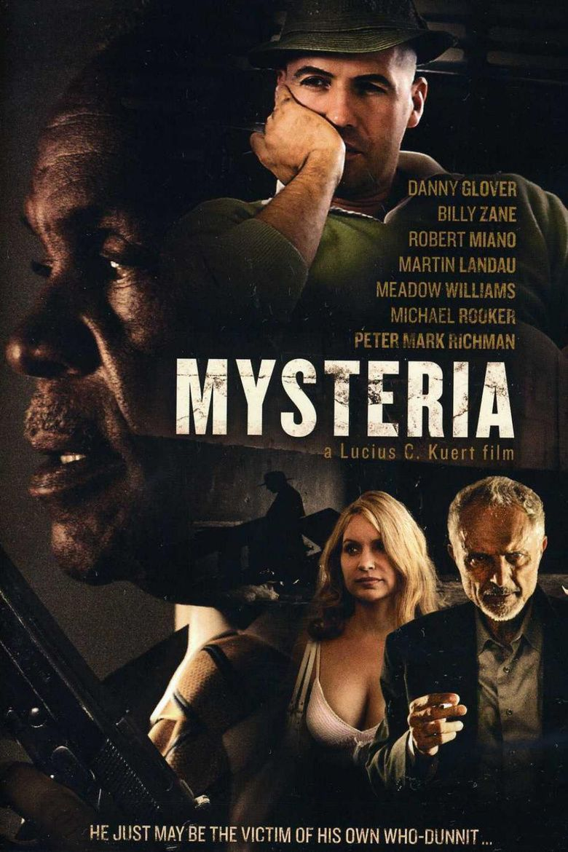 Mysteria (film) movie poster