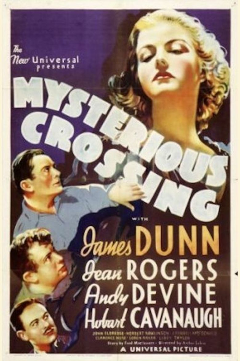 Mysterious Crossing movie poster