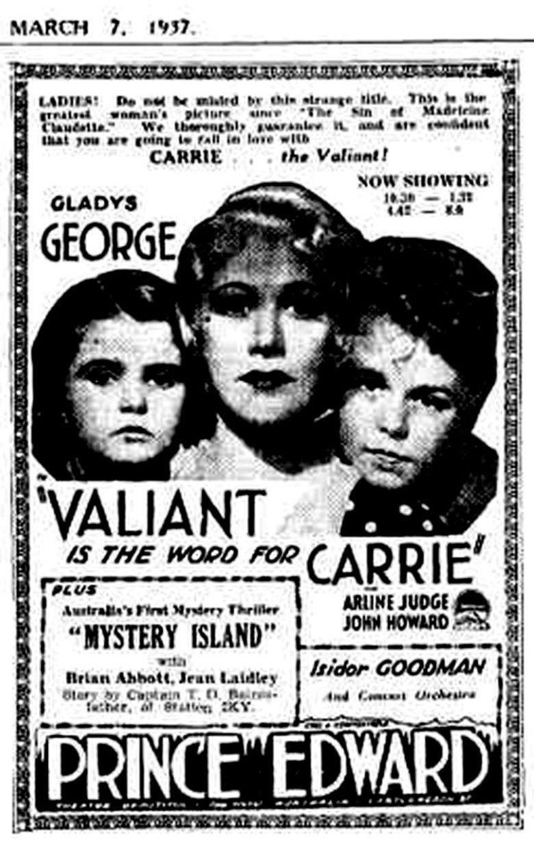 Mystery Island (1937 film) movie poster