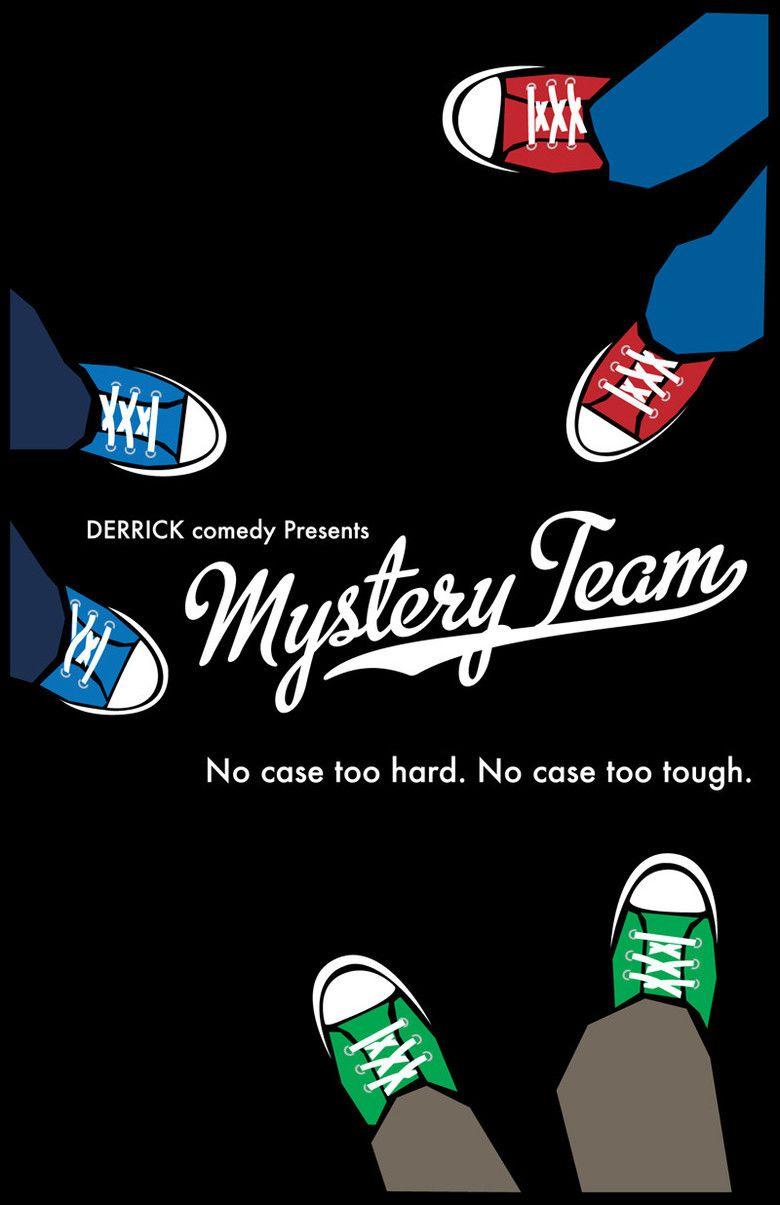 Mystery Team movie poster