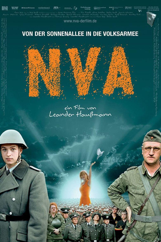 NVA (film) movie poster