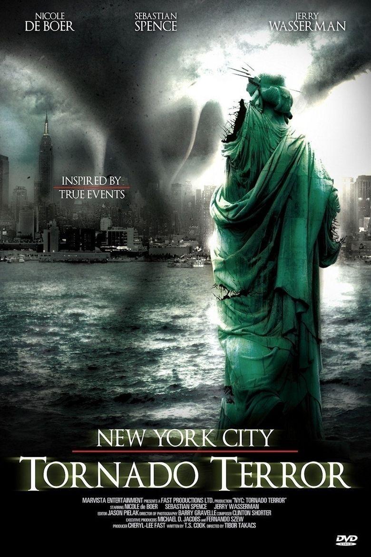 NYC: Tornado Terror movie poster
