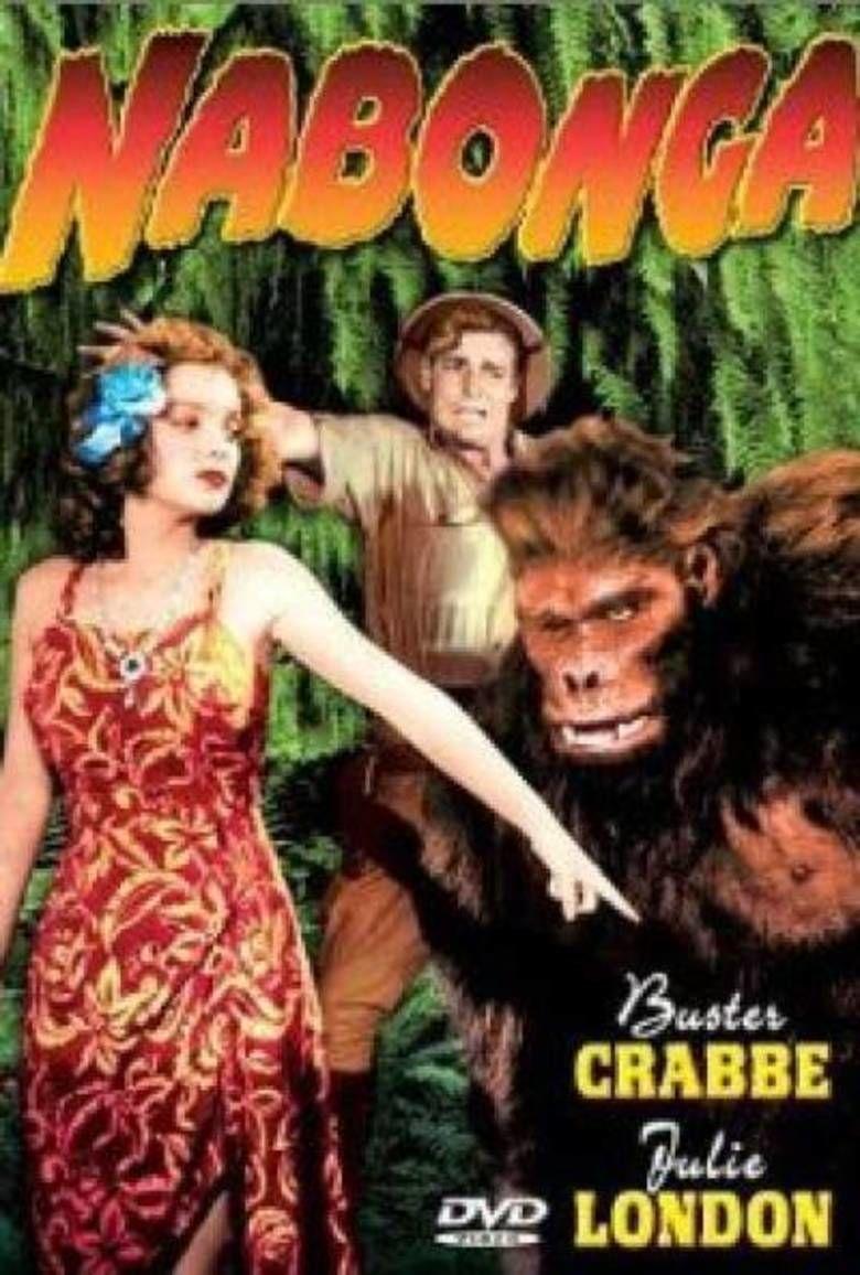 Nabonga movie poster