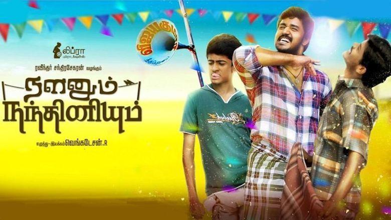 Nalanum Nandhiniyum movie scenes