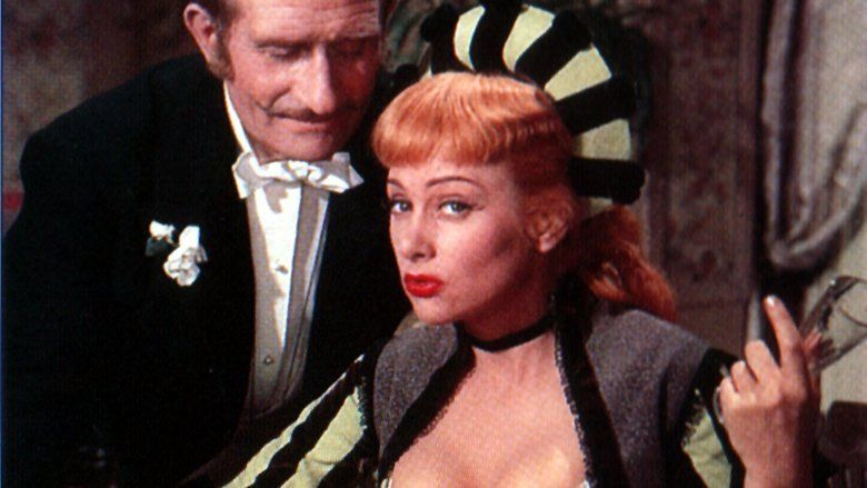 Nana (1955 film) movie scenes