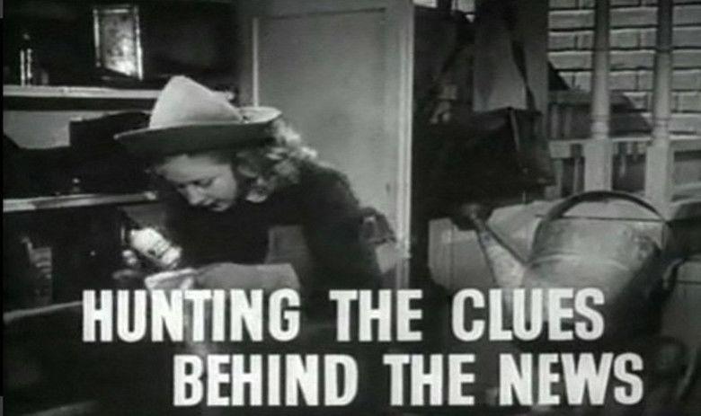 Nancy Drew Reporter movie scenes