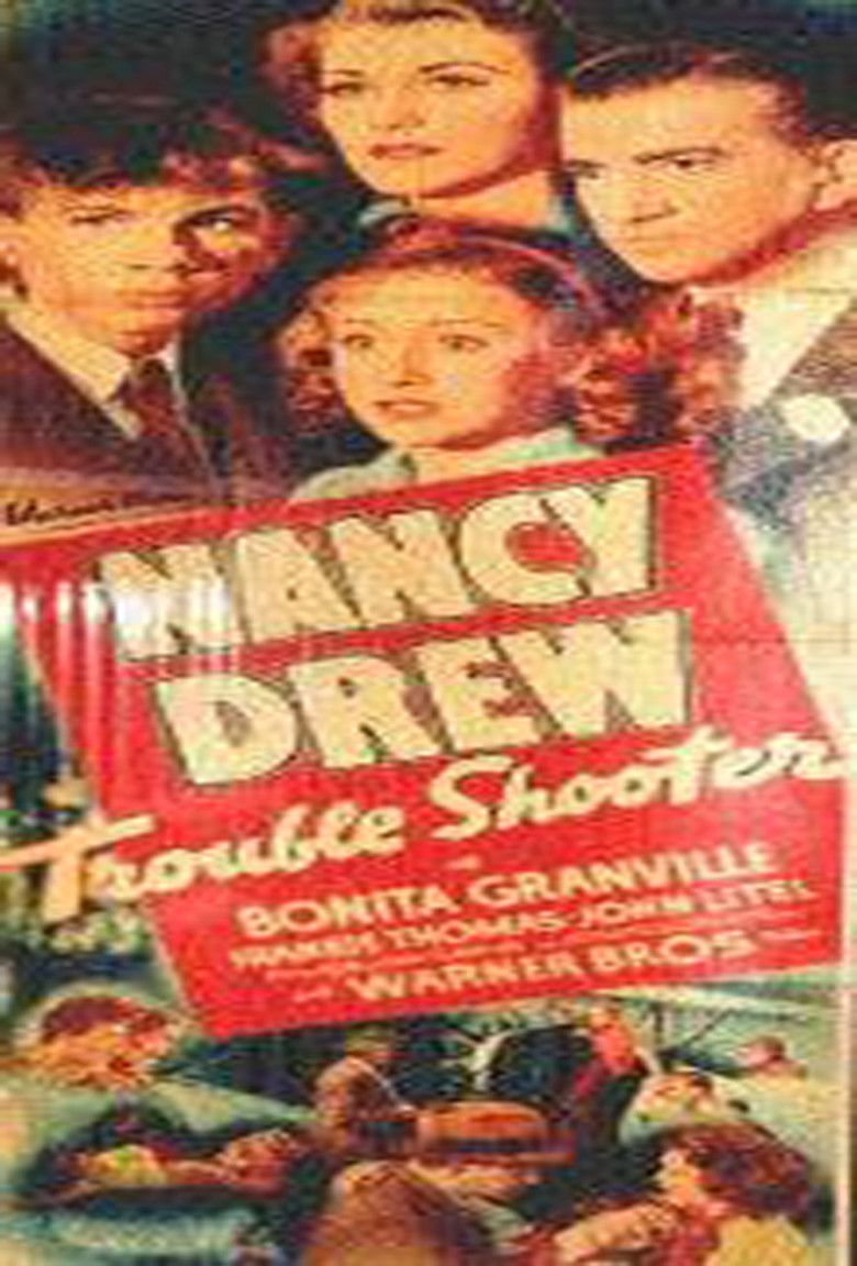 Nancy Drew And The Hidden Staircase (film) Movie Poster