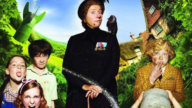 Nanny McPhee and the Big Bang movie scenes