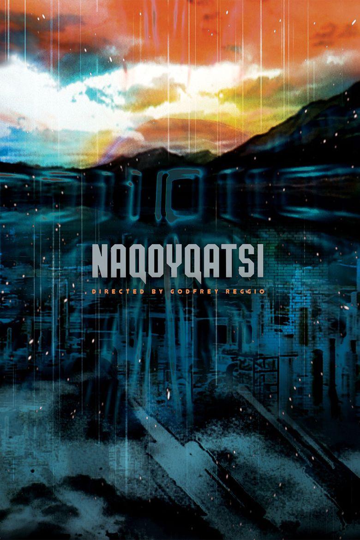 Naqoyqatsi movie poster