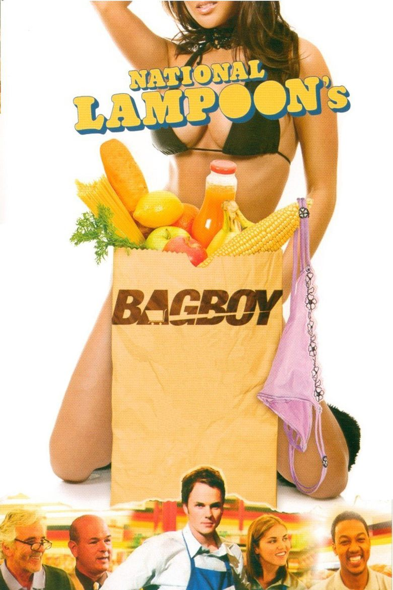 National Lampoons Bag Boy movie poster